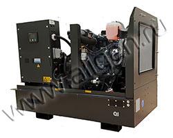 Дизельный генератор Atlas Copco QIS 25 мощностью 18 кВт
