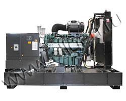 Дизельный генератор Atlas Copco QIS 510 (407 кВт)