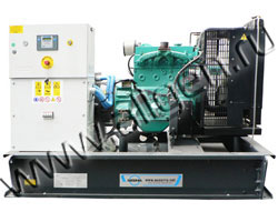 Дизельный генератор Ausonia CU0038SWD (34 кВт)