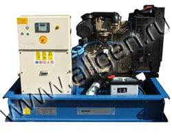 Дизель электростанция Ausonia JO0100SWD мощностью 110 кВА (88 кВт) на раме