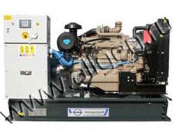 Дизель электростанция Ausonia JO0180SWD мощностью 200 кВА (160 кВт) на раме