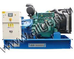 Дизельный генератор Ausonia VO0150SWD (132 кВт)