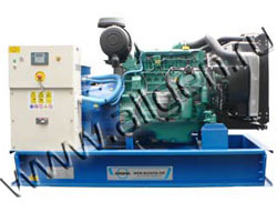Дизельный генератор Ausonia JO0250SWD (220 кВт)