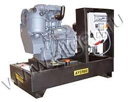 Дизельный генератор Ayerbe AY 11T L/LS мощностью 10 кВт