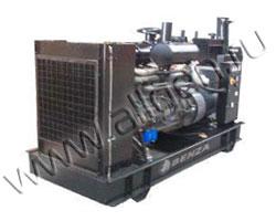 Дизельный генератор Benza BY-35-T мощностью 26 кВт