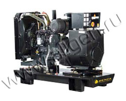 Дизельный генератор Benza BY-9-T мощностью 7 кВт
