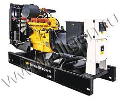Дизель электростанция Broadcrown BCJD 150-50 мощностью 150 кВА (120 кВт) на раме