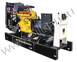 Дизельный генератор Broadcrown BCC 188-50 E3A (150 кВт)