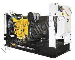 Дизельный генератор Broadcrown BCC 400-50 (320 кВт)