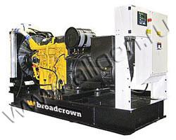 Дизельный генератор Broadcrown BCMU 450P-50 E3A (396 кВт)