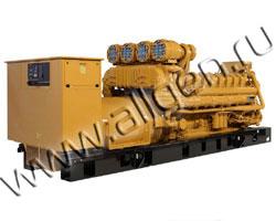 Дизельная электростанция Caterpillar 3516 с наработкой