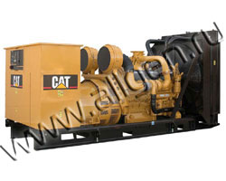 Дизельная электростанция Caterpillar C-32 с наработкой