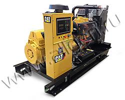 Дизельный генератор Caterpillar DE16E3S мощностью 13 кВт
