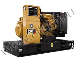 Дизельный генератор Caterpillar DE26E0S мощностью 21 кВт