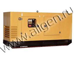 Дизельная электростанция Caterpillar 3406 с наработкой