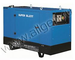 Дизель генератор CGM CGM 14P  мощностью 15 кВА (12 кВт) в шумозащитном кожухе