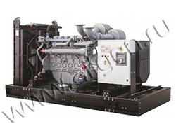 Дизельный генератор CGM 600P (660 кВА)