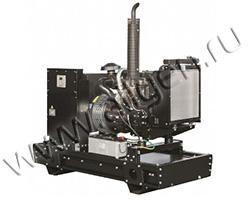 Дизель электростанция CGM CGM 130VO  мощностью 142 кВА (114 кВт) на раме
