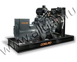 Дизельный генератор Coelmo DDT10G2 (396 кВт)