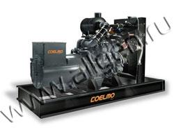 Дизельный генератор Coelmo DDT12b (449 кВт)