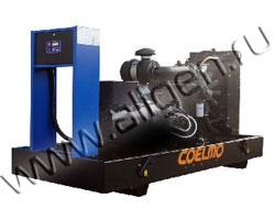 Дизельный генератор Coelmo FDT11N (220 кВА)