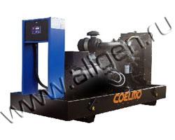 Дизель электростанция Coelmo FDT60T1 мощностью 198 кВА (158 кВт) на раме