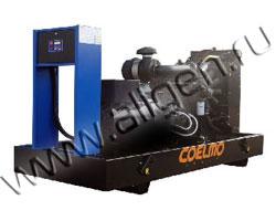 Дизель электростанция Coelmo FDT8N мощностью 143 кВА (114 кВт) на раме