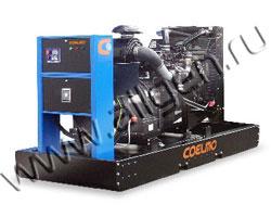 Дизель электростанция Coelmo PDT106b-ne мощностью 113 кВА (90 кВт) на раме