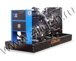 Дизельный генератор Coelmo PDT116G3 (132 кВт)
