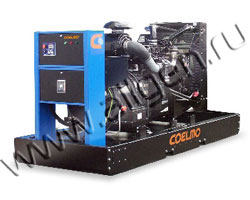 Дизель электростанция Coelmo PDT116G4 мощностью 198 кВА (158 кВт) на раме