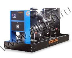 Дизельный генератор Coelmo PDT136A4 (201 кВт)