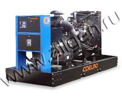 Дизельный генератор Coelmo PDT136A6 (220 кВт)