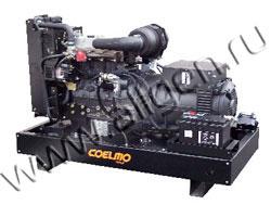 Дизельный генератор Coelmo PDT43Da мощностью 8 кВт