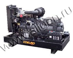 Дизельный генератор Coelmo PDT44Da мощностью 18 кВт