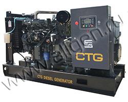 Дизельный генератор CTG AD-100RE (76 кВт)