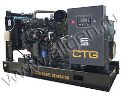 Дизельный генератор CTG AD-413D (413 кВА)