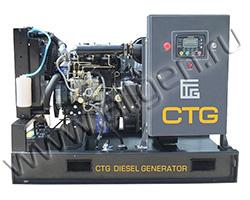 Дизельный генератор CTG AD-55C (44 кВт)