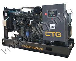 Дизельный генератор CTG AD-385RE (385 кВА)