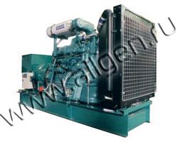 Дизельный генератор CTM SV.450 (396 кВт)