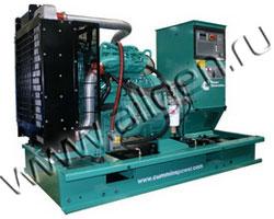 Дизель электростанция Cummins C110 D5 мощностью 110 кВА (88 кВт) на раме