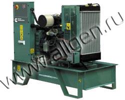 Дизельный генератор Cummins C15 D5 мощностью 12 кВт