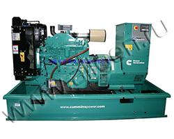 Дизельный генератор Cummins C170 D5 (136 кВт)