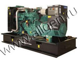 Дизель электростанция Cummins C200 D5 мощностью 200 кВА (160 кВт) на раме