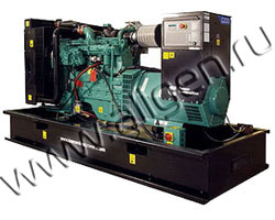 Дизельный генератор Cummins C220 D5 (220 кВА)