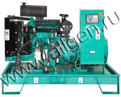 Дизельный генератор Cummins C28 D5 мощностью 22 кВт