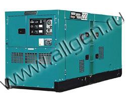 Дизельный генератор Denyo DCA-300SPK3  мощностью 237.6 кВт б/у (с наработкой)