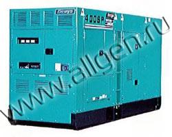 Дизельный генератор Denyo DCA-400SPKII (385 кВА)