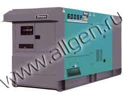 Дизельный генератор Denyo DCA-600SPK  (484 кВт)