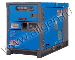 Дизельный генератор Denyo DCA-13LCY мощностью 8 кВт