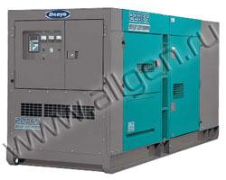 Дизельный генератор Denyo DCA-220ESM (220 кВА)